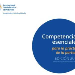 COMPETENCIAS ESENCIALES PARA LA PRÁCTICA DE LA PARTERÍA 2018