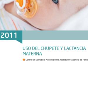 AEPED- Uso del chupete y la lactancia materna