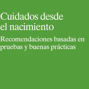 MSCBS- CUIDADOS DESDE EL NACIMIENTO
