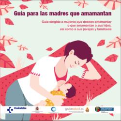OSAKIDETZA – Guía para las madres que amamantan