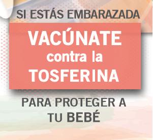OSAKIDETZA – VACUNA TOSFERINA (tríptico)