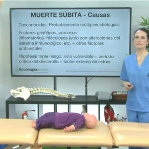 MUERTE SÚBITA DEL LACTANTE (VÍDEO)