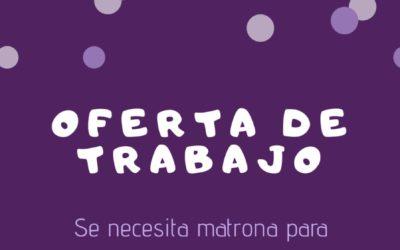 OFERTA DE TRABAJO – OSI BARRUALDE